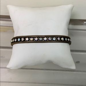 Darla Loren Hope Bracelet